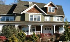 Exterior House Painting Maple Grove