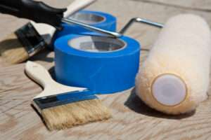 paint brushes and rollers commercial painting contractors eagan