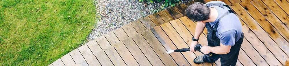 Deck Staining Twin Cities | Expert Deck Stainers | Durapro