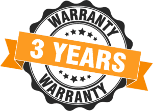 DuraPro Painting offers a 3 year warranty