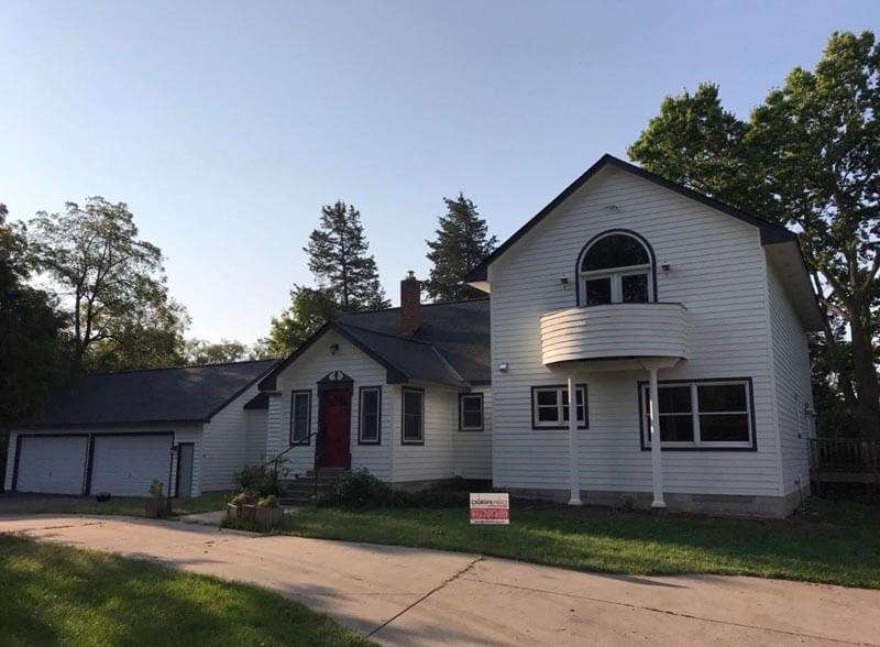 After Image - Residential exterior painting project from DuraPro Painting.